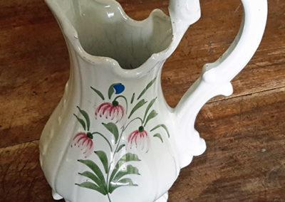 aiguiere ceramique avant