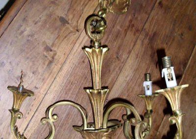 lustre bronze avant