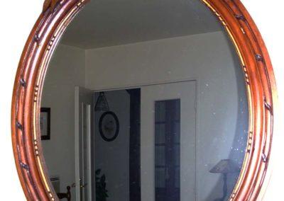 miroir Louis XVI avant
