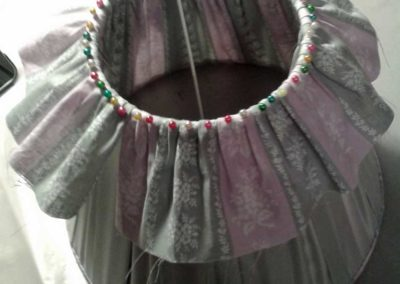 montage doublure plissé Dior